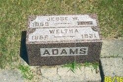 Jesse Wesley Adams
