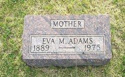 Eva May <i>Riley</i> Adams