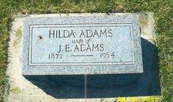 Hilda <i>Sonerholm</i> Adams
