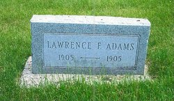Lawrence Franklin Adams