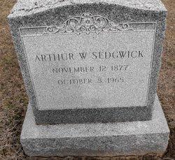 Arthur W Sedgwick