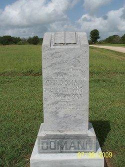 Christian Domann