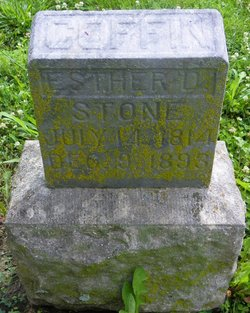Esther D <i>Stone</i> Coffin