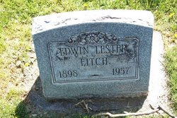 Edwin Lester Fitch