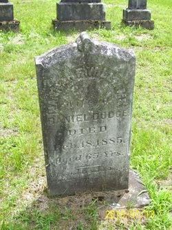 Hannah F. <i>Williams</i> Dodge