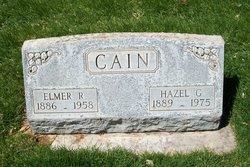 Elmer R Cain