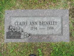 Claire Ann Brinkley