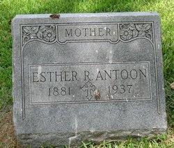 Esther R <i>Pimental</i> Antoon