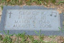 George Kuglar Hanks, III