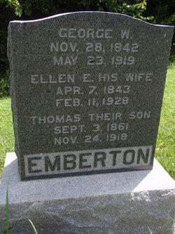 Eliza Ellen <i>Boyd</i> Emberton