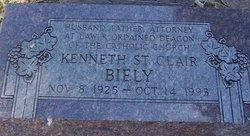 Kenneth St. Clair Biely