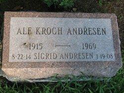 Alf Krogh Andresen