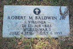 Lieut Robert Moore Baldwin, Jr