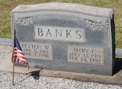 Mary C Banks