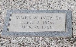 James W Ivey, Sr