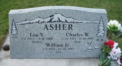 William Asher, Jr