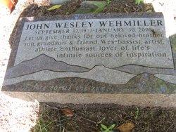 John Wesley Wes Wehmiller