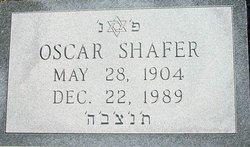 Oscar Shafer