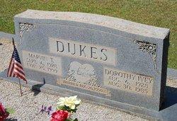 Dorothy <i>Ivey</i> Dukes
