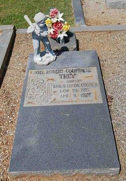 Joel Robert Trey Cooper, III