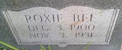 Roxie Bee <i>Garey</i> Ash