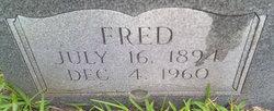 Fred Bernice Ash