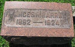 Frances R. Barrall