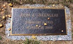 John R Greenleaf