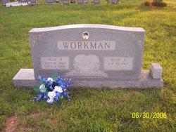 Ruth Ann <i>Odom</i> Workman