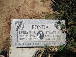 Evelyn M Fonda
