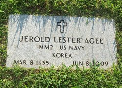 Jerold Lester Agee