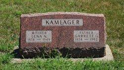 Garrett George Kamlager