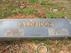 Angie Lucille Jo <i>Carmack Patrick</i> Aldridge