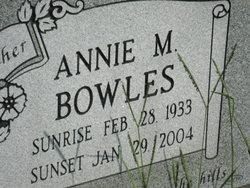 Annie Mae <i>Ashford</i> Bowles