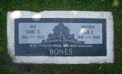 Flo Ella <i>Thomas</i> Bones