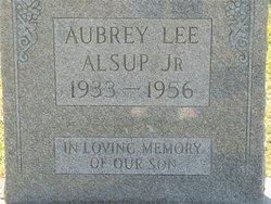 Aubrey Lee Alsup, Jr