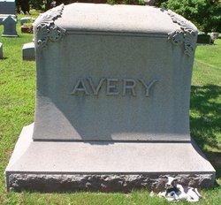 Edith M. <i>Pardee</i> Avery