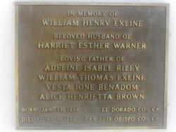 William Henry Exline