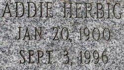 Addie <i>Herbig</i> Bray