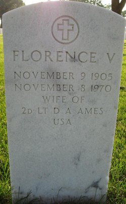 Florence Viola <i>Ring</i> Ames