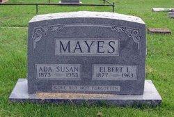 Ada Susan <i>Foltz</i> Mayes