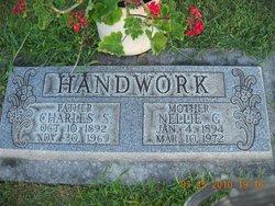 Nellie Gertrude <i>Kidd</i> Handwork