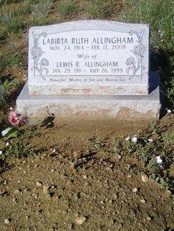 Labirta Ruth <i>Reed</i> Allingham