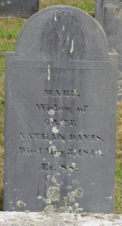 Mary <i>Proctor</i> Davis