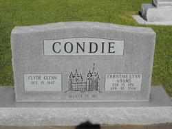 Christine Lynn <i>Adams</i> Condie