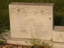 John Ellis Adams