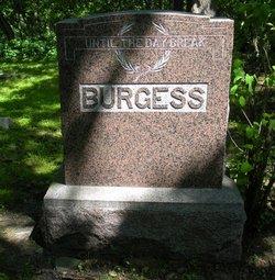 Harriet Virginia Hattie <i>Records</i> Burgess