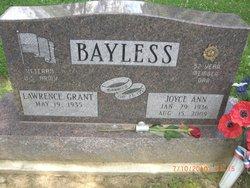 Joyce Ann <i>Stribling</i> Bayless