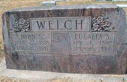 Eulalia <i>Sorensen</i> Welch