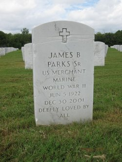 James Byston Parks, Sr